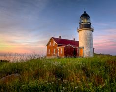 Seguin Island Lighthouse HDR by maine imaging, via Flickr