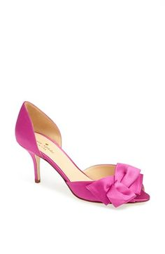 kate spade new york 'sala' pump available at #Nordstrom comes in a pretty