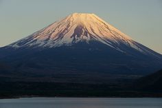 Mt.Fuji (Lake Motosu)