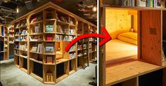 ALL I NEED !!! Sleep In A Bookshelf With 5000 Books In Kyoto's New Bookstore-Themed Hostel | Bored Panda