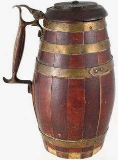 I have thought about doing something in the style of a barrel.