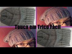 Oi gurias nesse vídeo mostro como faço essa touca em trico muito fácil. Post no Blog : http://www.belezacustomizada.com.br/2017/06/receita-touca-em-trico-cai...