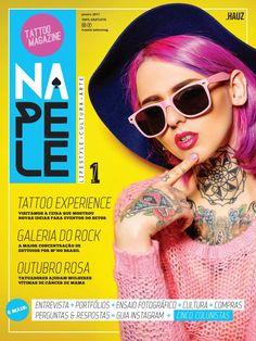 Na Pele - tattoo magazine
