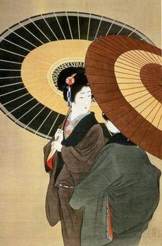Kaburagi Kiyokata #art #asia #asian #eastasia