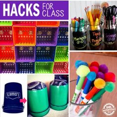 hacks for the class. Some of these were really cool.