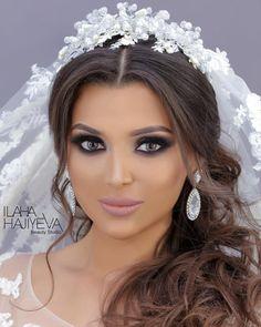 15 maquiagens maravilhosas para o dia do casamento. #noivas #maquiagem #casamento