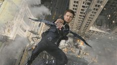 Even Jeremy Renner Wanted Hawkeye to Die in THE AVENGERS