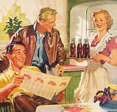 Coca Cola Hospitality - 1953