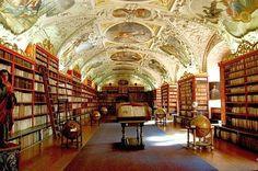 Klosters Strahov, Prag