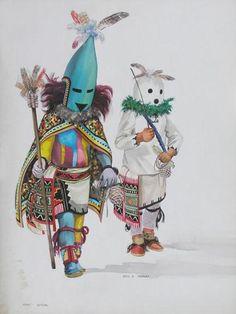 """""""Aholi -Eototo"""" THOMAS, OTIS (1925-1985)"""