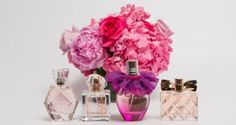 Whatever mood you're in or whatever mood you want to create, find your perfect fragrance from Avon. Featured fragrances in the photo include: Avon Femme, Daydream, Flor Violeta and Avon Luck for Her. Avon Sales, Avon Perfume, Beauty Companies, Avon Online, Avon Representative, Skin So Soft, Smell Good, Blog, Make Up
