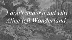 to wonderland tumblr - Google Search