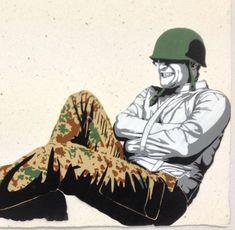 DECYCLE - Crazy for you - prettyportal artshop, limited edition prints, urban contemporary art, streetart