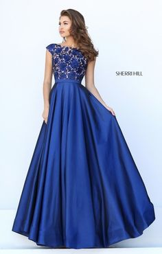 Shop prom dresses and long gowns for prom at Simply Dresses. Floor-length evening dresses, prom gowns, short prom dresses, and long formal dresses for prom. Vestido Sherri Hill, Sherri Hill Prom Dresses, Grad Dresses, Modest Dresses, Dance Dresses, Ball Dresses, Elegant Dresses, Pretty Dresses, Homecoming Dresses