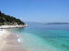 kassiopi beach