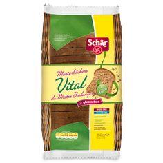 Meisterbäcker VITAL 3.60€       Charakteristika:  Čerstvý bezlepkový plátkový chlieb s vyšším obsahom vlákniny, vhodný aj na toastovanie