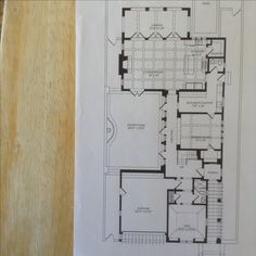 6376 Lindenhurst Ave, Los Angeles, CA - Main Level Courtyard House, Los Angeles Area, Big Houses, My House, House Plans, Floor Plans, House Design, Homes, Flooring