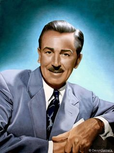 Walt Disney love this photo of him!