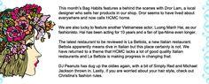 Ipa-Nima Bag Habbits June 2014