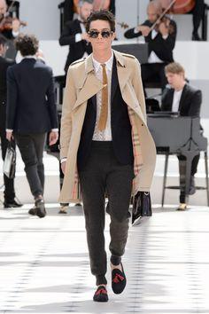 #Burberry #Prorsum Men's Spring 2016 #mensfashion #menswear #men #fashion #style #mensstyle #instagood #photooftheday #ootd #model #menstyle #man #designer #streetwear #streetstyle #shoesdesign #shoes #instafashion #instadaily #cool #trendy #picoftheday