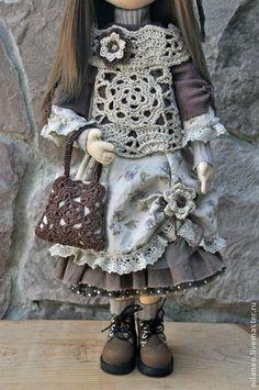 Коллекционные куклы ручной работы. Ярмарка Мастеров - ручная работа Юдита. Handmade.