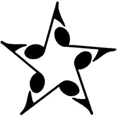Want this as a tattoo! // music tattoo