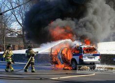 Story: Lextran vehicle fire disrupts South Limestone traffic