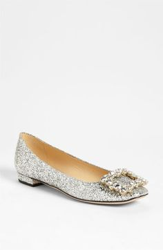 Kate Spade 'Norella' Flat  LOVE these...I think I might have been born in the wrong decade or my great grandmother had a very strong influence. Always such glamour!