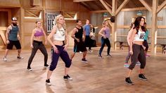 Enter to win a free copy of Country Heat - the new workout from #21DayFix creator #AutumnCalabrese #21DFX - Ends 7/27