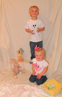 CHildrens Clothingapplique Easter shirtboy and by girliebowsgalore, $12.00