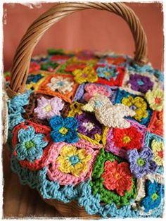 カラフル編み物 あはは工房
