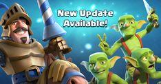 Clash Royale Actualización de septiembre: cuándo llegan los cambios?