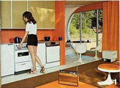 Wayback Machine 1971: The Venturo Prefab : TreeHugger