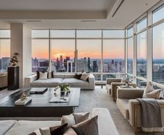 """Luxury living in New York. Rate this penthouse . Reposting … ""Luxury living in New York. Rate this penthouse from – Fol Dream Apartment, Apartment Interior, Apartment Living, Nyc Apartment Luxury, Penthouse Apartment, Room Interior, City View Apartment, Chicago Apartment, Manhattan Apartment"
