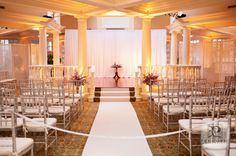 Ceremony E At The Fairmont Dc Cherry Blossom Events Hotel Weddings