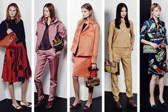 It's All About Jewel Tones + Pattern For Bottega Veneta Pre-Fall 2015-Pic4
