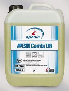 Apesin Combi este un detergent bactericid, fungicid, tuberculocid, cu efect de inactivare a viruşilor.
