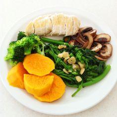 Deeelish :). Who says healthy isn't tasty??