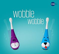 Brushing your teeth should rock! Our Rockee toothbrushes makes brushing fun.