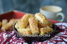 Diah Didi's Kitchen: Tips Dasar Membuat Kue Kering