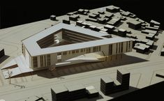 Mersin Chamber of Commerce and Industry Building Competition Entry / Ziya İmren and Onat Öktem