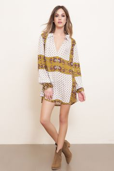 Changing Times Tunic by Free People