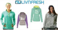 Get high quality Michigan apparel you will love! Livnfresh.com