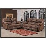 Southern Motion - Weston Duck Commander Double Reclining Sofa and Double Reclining Loveseat Set - 739-31-21DUCK