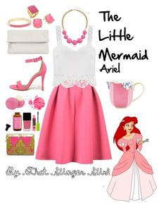 """""""The Little Mermaid: Ariel"""" by taylormarieallen on Polyvore"""