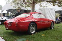 1954 ALFA ROMEO 1900CCS SPRINT ZAGATO BERLINETTA - coachwork by Carrozzeria Zagato of Milan.