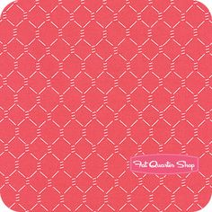 E-I-E-I-O Red Chicken Wire Yardage SKU# STELLA-JL34-RED