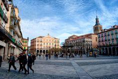Plaza Mayor de Segovia. España / Spain. by MiguelOnPhotography