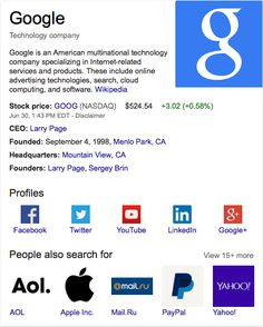 Google+ brand posts will no longer show up Google search cards