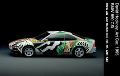 BMW Art Cars coming to Petersen - TheGentlemanRacer.com
